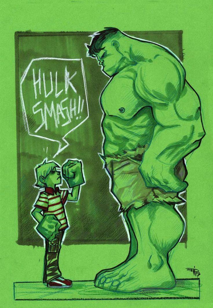 #Hulk #Fan #Art. (Hulk Smash!!!) By: DenisM79. (THE * 5 * STÅR * ÅWARD * OF: * AW YEAH, IT'S MAJOR ÅWESOMENESS!!!™)[THANK Ü 4 PINNING!!!<·><]<©>ÅÅÅ+(OB4E)