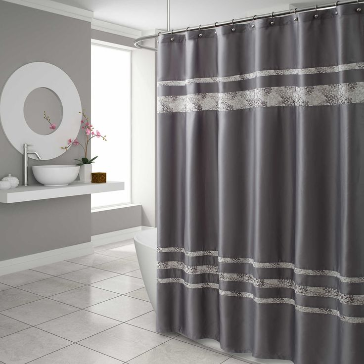 best 25+ long shower curtains ideas on pinterest | extra long