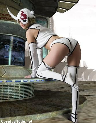 Opinion Nude sexy bleach cosplay something