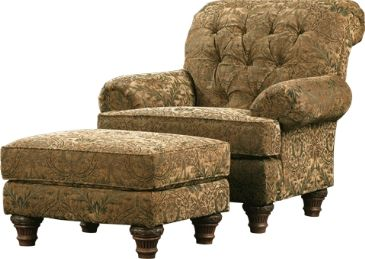 17 best images about furniture on pinterest antiques for Comfy armchair with ottoman
