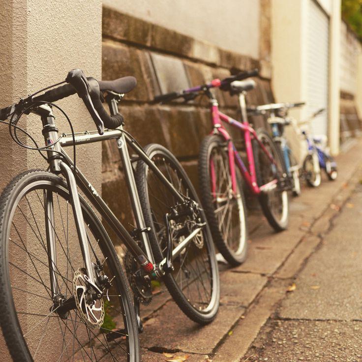 僕の自転車ヒストリー