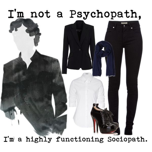 """Consulting Detective"" by k-strautz on Polyvore...annnd I just pinned my own creation from someone else...awesome!"