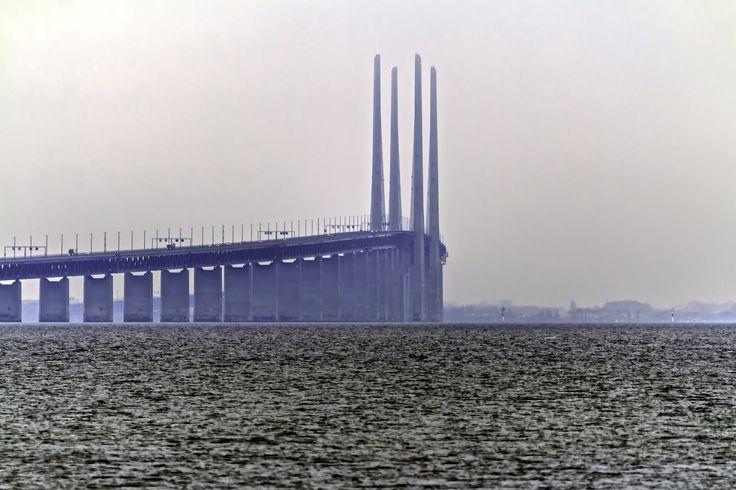 Øresundsbroen i disen