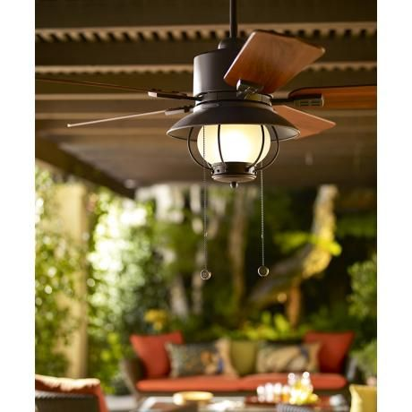 Make Sure To Use An Outdoor Rated Ceiling Fan For Porch Or Patio Areas