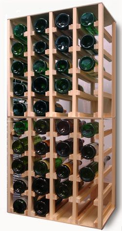 Casiers bouteilles, casier vin, rangement du vin, aménagement cave, casier bois, cave à vin, meuble vin. Notre référence Mag pour le rangement et le stockage de vos magnums