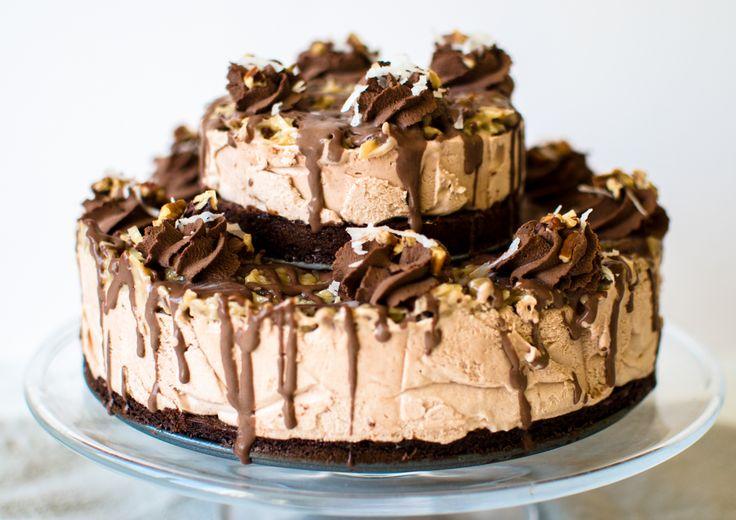 German chocolate ice cream cake sweet cayenne is 2