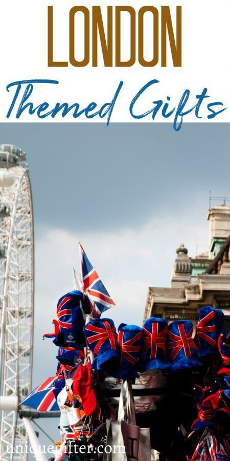 Gift Ideas For Someone Who Loves London
