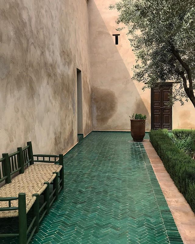 If You Find Yourself In Marrakech Definitely Check Out Le Jardin