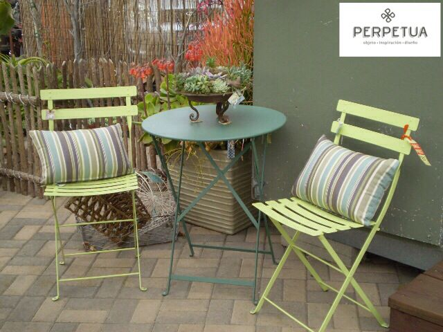 Perpetua muebles perpetua muebles madera mesa silla - Catalogo sillas comedor ...