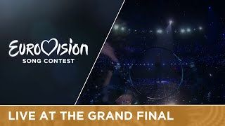 LIVE - Hovi Star - Made Of Stars (Israel) at the Grand Final 2016 Eurovision Song Contest (place 14, 135 points), greatvoice, nice song
