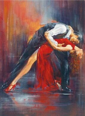 Andrew Atroshenko....or.....Pedro Alvarez . I find this posted under the name of each artist, so I don't know and can't see a signature on the painting.