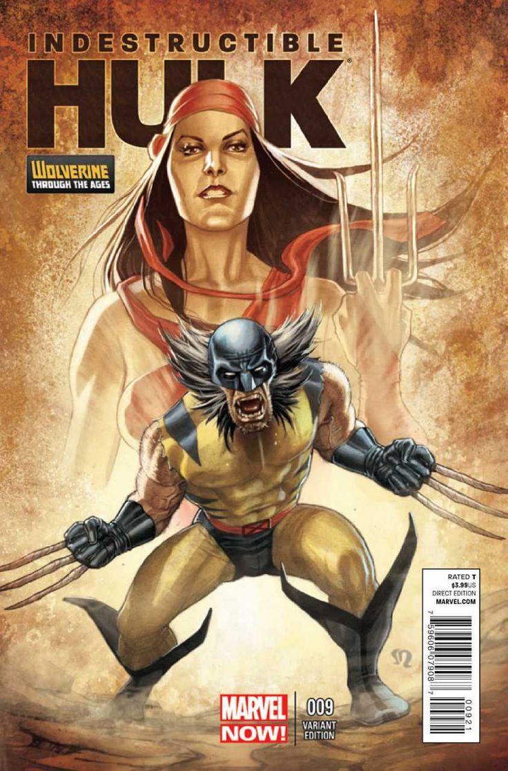 Indestructible Hulk #9 - Blind Rage: Part One (Issue)