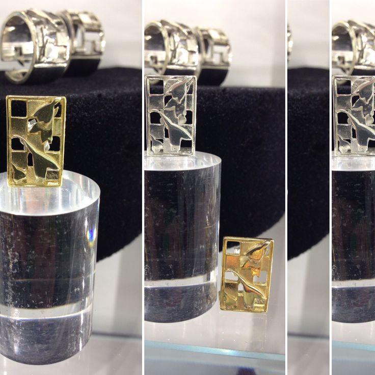 Collezione Japan , argento, argento bagno oro