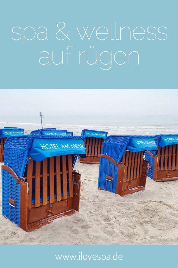 Spa & Wellness auf Rügen - Hotel am Meer Spa Rügen