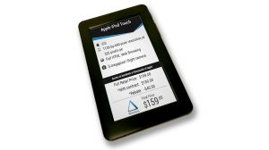 Electronic, Digital Price Card Holders and Smart Fact Tags
