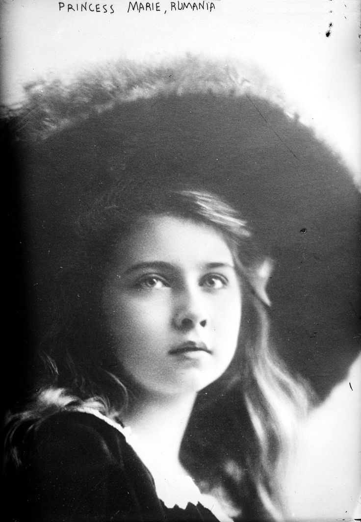 Princess Maria of Romania (Mignon).