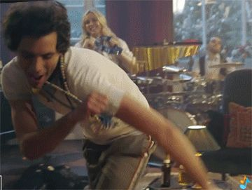 ANIMATED GIF Mika official music video : Live Your Life : 2013