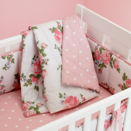 Google Image Result for http://images.landofnod.com/is/image/LandOfNod/3001120_ClassicRosesCrib_F308%3F%24zm%24Google Image, Se Kamer, Baba Se, Cribs Sets, Image Results, Rose Everywhere, Baby Sofia, Baby Cribs
