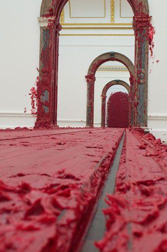 Anish Kapoor, Royal Academy, London, 2009