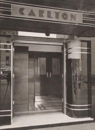 The Carton Hotel, Sydney. c1930s