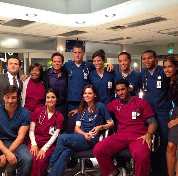 It's the last shift of the summer. Scrub in tonight at 10/9c! | #NightShift