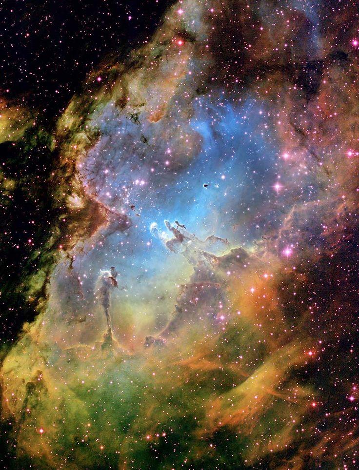 Best 25+ Nebula tattoo ideas on Pinterest | Outer space ...
