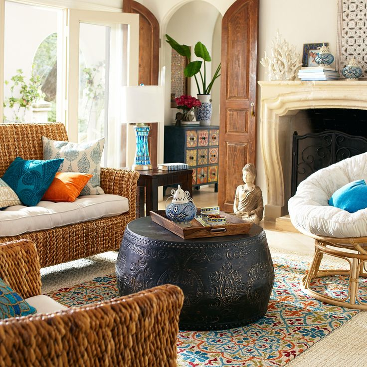 Avan Coffee Table | Pier 1 Imports | Coffee table, Indoor ...
