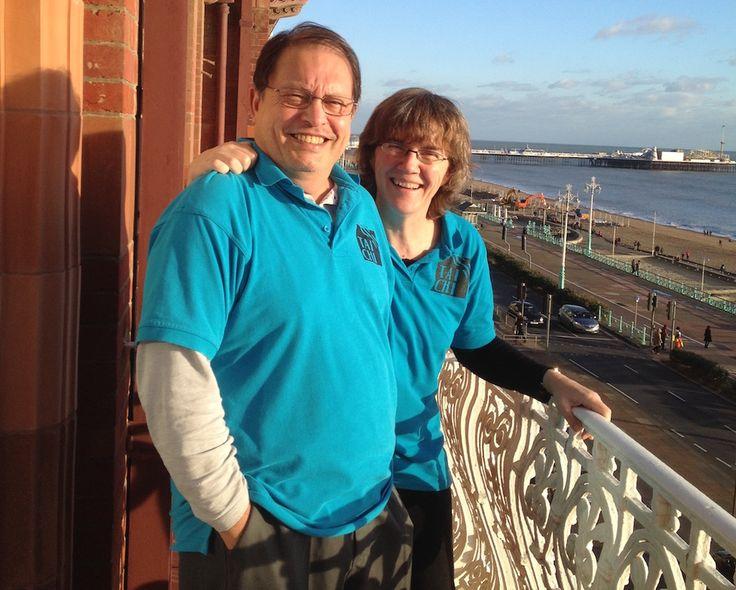Jane and Patrick Foley teachers at Longwater Tai Chi