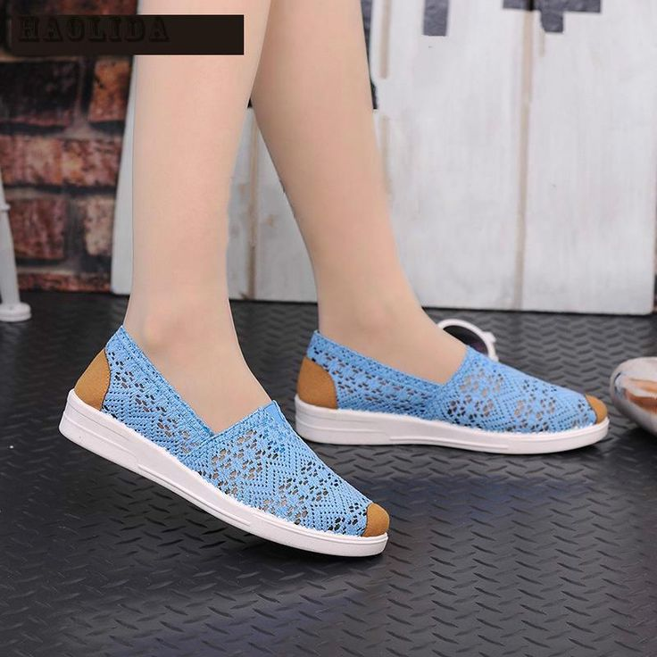 Buy Summer Flat Shoes Woman Comortable Casual Flats Outdoor Women s Tennis Shoes Leisure Hollow Breathable Women. Click visit to check price