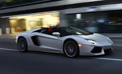 2013 #Lamborghini #Aventador LP700-4 Roadster