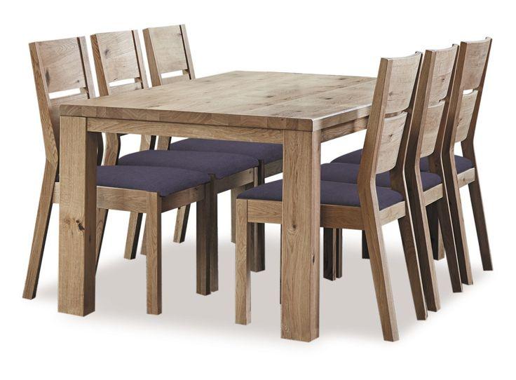Florence 1400 Extension Dining Suite, Danske Mobler New Zealand Made  Furniture