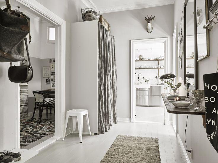 Bostadsrätt, Första Långgatan 6A i GÖTEBORG - Entrance Fastighetsmäkleri