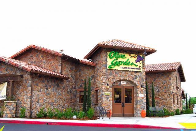 Olive Garden= <3