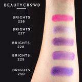 Freedom Makeup Pink Eyeshadow swatches