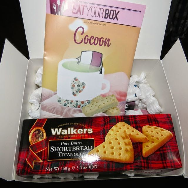 Blog a 4 mains: EAT YOUR BOX oct  2014: cocoon  #concours #gratuit #free #test #food #try