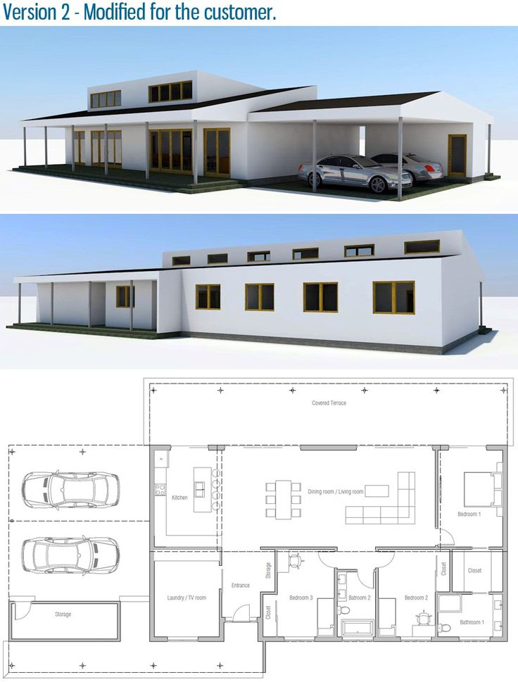 Customer house / home plan
