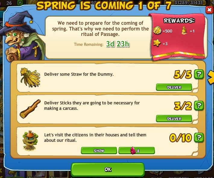 Spring is coming – new time tasks http://wp.me/p4gCBu-1k #newrockcity