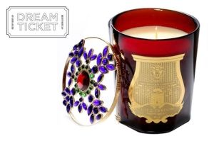 Probably (hopefully) the world's most expensive candle by sigulya
