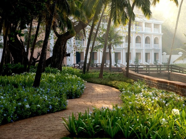 Shamana Spa, Grand Hyatt, Goa, India