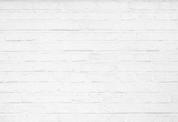 Abstract old stucco white brick wall background