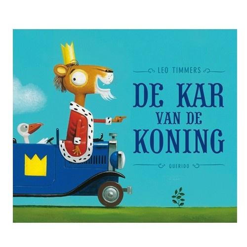 De kar van de koning | Leo Timmermans