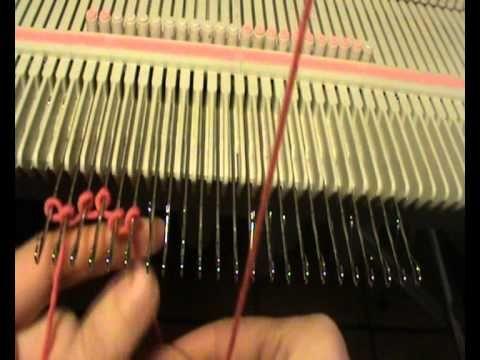ovillar y empezar a tejer para noobs :)   -lk 150 1ª Parte - YouTube                                                                                                                                                                                 Más