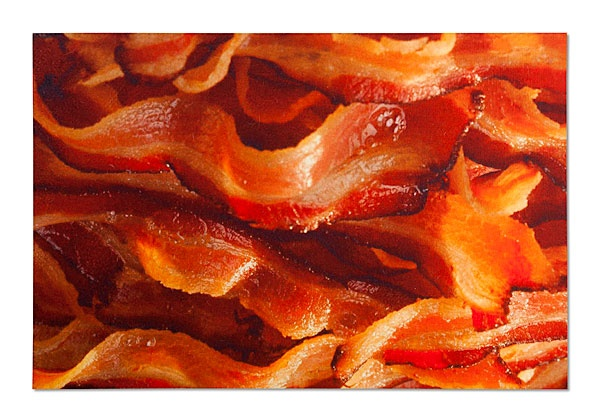 Bacon Doormat from ThinkGeek!