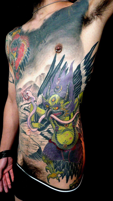 yokai tattoo - Pesquisa Google