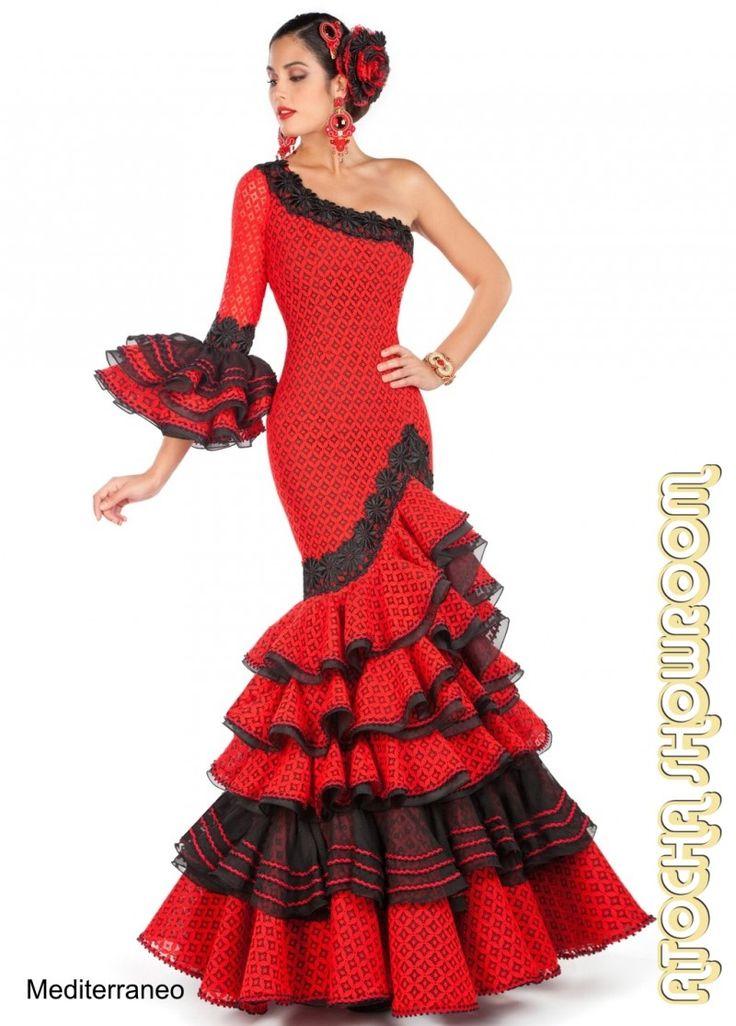 vestidos de sevillanas - Buscar con Google