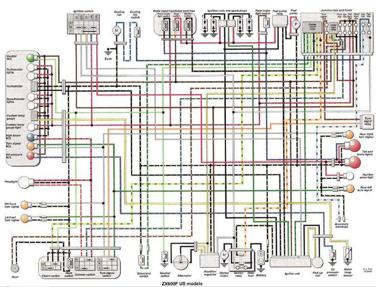 diagram download yamaha virago 535 wiring diagram full
