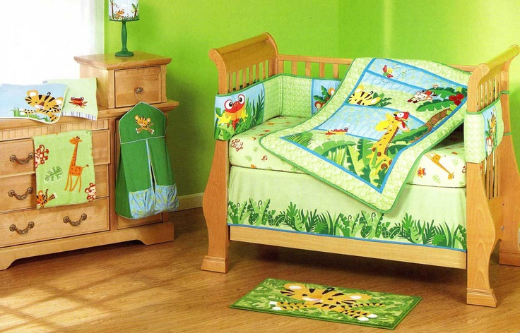 201071745631 also Preschool Elephant Crafts together with Pets besides Baby Nursery also Baby Girl Nursery Ideas. on animal jungle crib for toddlers