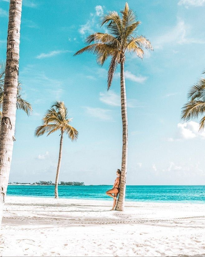 Mobile Lightroom Presets - Improved Photo Editing with Smartphone | Beach, Tropical beach vacations, Summer beach pictures