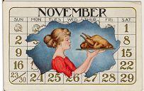 November Calendar - Time to Visit Plimoth Plantation