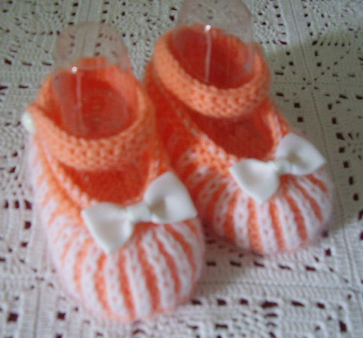 Mary Jane baby shoes.  Handknitted by me. Available in different colours on website or FB page. Butterfly Babywear Boutique.